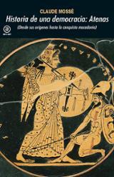 Historia de una democracia: Atenas - Mossé, Claude