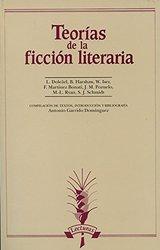 Teorías de la ficción literaria - Garrido Dominguez, Antonio