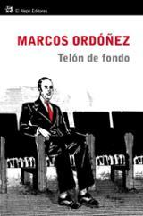 Telón de fondo - Ordóñez, Marcos