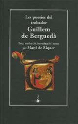 Les poesies del trobador Guillem de Berguedà