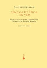 Armènia en prosa i vers