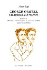 George Orwell o el horror a la política