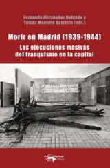 Morir en Madrid - AAVV