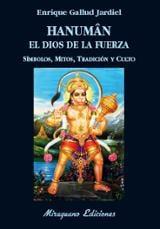 Hanuman, el Dios de la fuerza