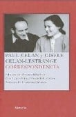 Correspondencia (1951-1970) - Celan, Paul