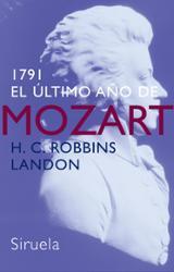 1791 El último año de Mozart - Robbins Landon, H.C.