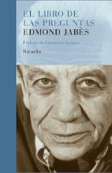 El libro de las preguntas - Jabès, Edmond