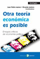 Otra teoría económica es posible