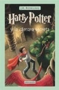 Harry Potter y la cámara secreta (vol. 2 tapa dura)