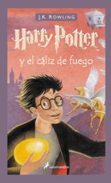 Harry Potter y el cáliz de fuego (vol. 4 tapa dura)
