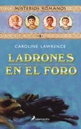 Ladrones en el foro - Lawrence, Caroline