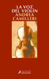 La voz del violín