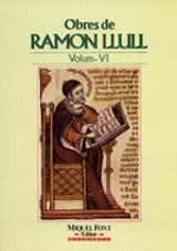 Llibre de contemplació en Déu: llibre quint (Obra VI)