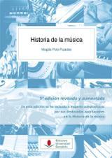 Historía de la Música (5a edición) - Polo Pujadas, Magda