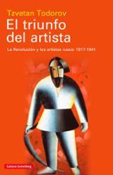 El triunfo del artista. La Revolución y los artistas rusos: 1917-