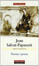 Poesia i prosa completa - Salvat-Papasseit, Joan