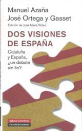 Dos visiones de España. Cataluña y España ¿un debate sin fin?