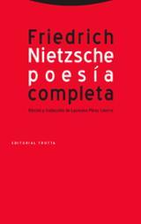 Poesía completa - Nietzsche, Friedrich