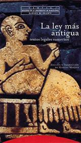 La ley más antigua - Molina, Manuel (ed.)