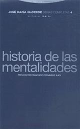 Historia de las mentalidades - Valverde, José María
