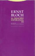 El Principio esperanza (II) - Bloch, Ernst