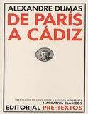 De París a Cádiz. Impresiones de viaje