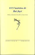 111 cuartetos de Bai Juyi - Juyi, Bai