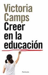 Creer en la educación - Camps, Victoria