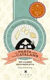 La pasta per als catalans. Un llibre reivindicatiu - Speranza, Antonella