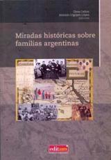 Miradas históricas sobre familias argentinas