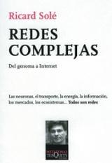 Redes complejas. Del genoma a Internet - Solé, Ricard