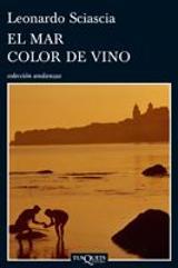 El mar color del vino