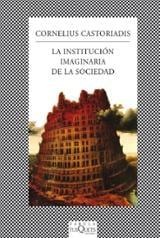 La institución imaginaria de la sociedad