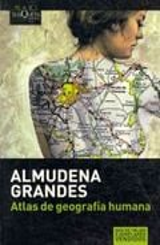 Atlas de geografía humana - Grandes, Almudena