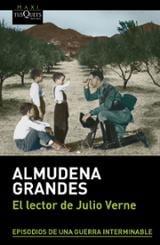 El lector de Julio Verne (Episodios de una guerra interminable II - Grandes, Almudena