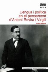 Llengua i política en el pensament d´Antoni Rovira
