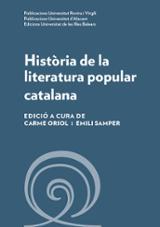Història de la literatura popular catalana - AAVV
