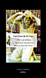 Obra poética y textos en prosa