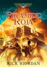 La pirámide roja - Riordan, Rick
