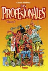 Los profesionales. Tomo 3