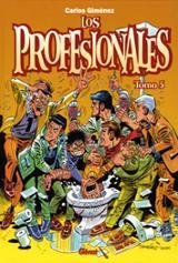 Los profesionales. Tomo 5
