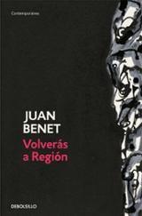 Volverás a Región - Benet, Juan
