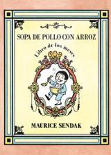 Sopa de pollo con arroz, libro de los meses - Sendak, Maurice