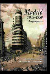 Madrid 1939-1950. La posguerra - Guerra de la Vega, Ramón