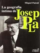 Geografia íntima de Josep Pla