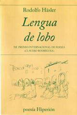 Lengua de lobo - Hasler, Rodolfo