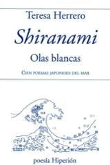 Shiranami. Olas blancas.Cien poemas japoneses del mar