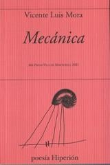 Mecánica - Mora, Vicente Luis
