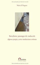 Barcelona: passatges de traducció. Algunos pasajes y otras medita
