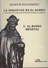 La inquietud en el barro: lecciones de historia de la filosofía a - Racionero, Quintín